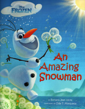 Web Snowman Cover