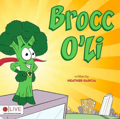 Brocc O'Li Cover