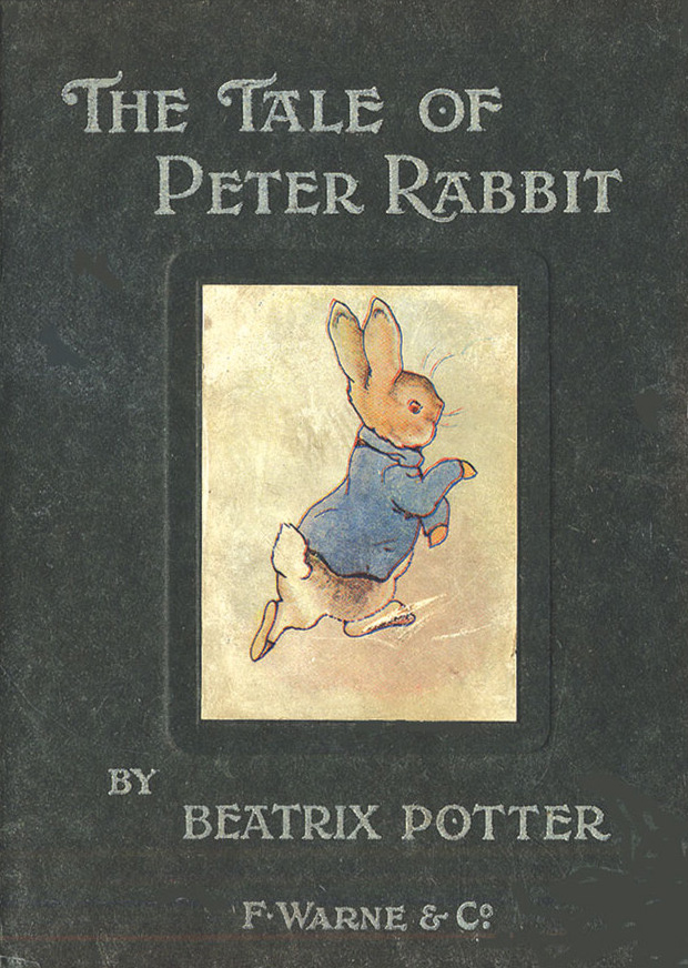 Peter Rabbit 1902 Cover