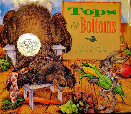 Tops & Bottoms Cover